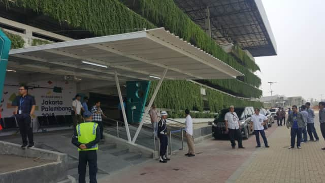 Terminal 3 Bandara Soekarno-Hatta Bangun Drive Thru Pick Up
