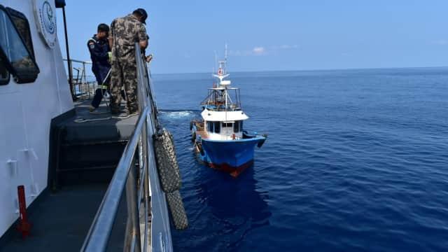 Hingga Agustus, Susi Tangkap 36 Kapal Asing Pencuri Ikan