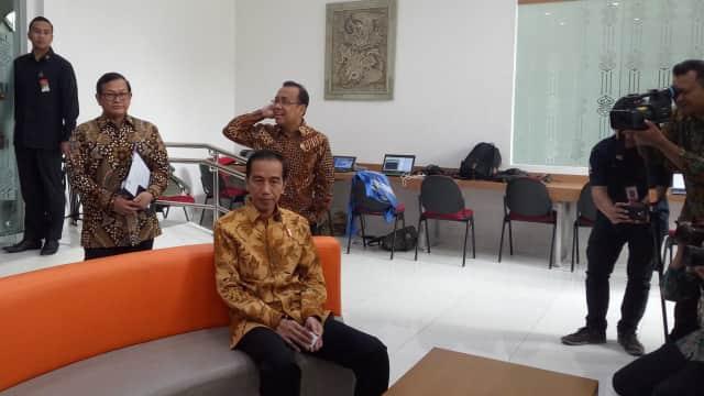 Presiden Jokowi Tanda Tangani Keppres 23 Juni Cuti Bersama