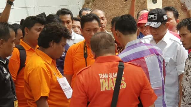 Bamsoet Pantau Langsung Rekonstruksi Kasus Peluru Nyasar ke Gedung DPR