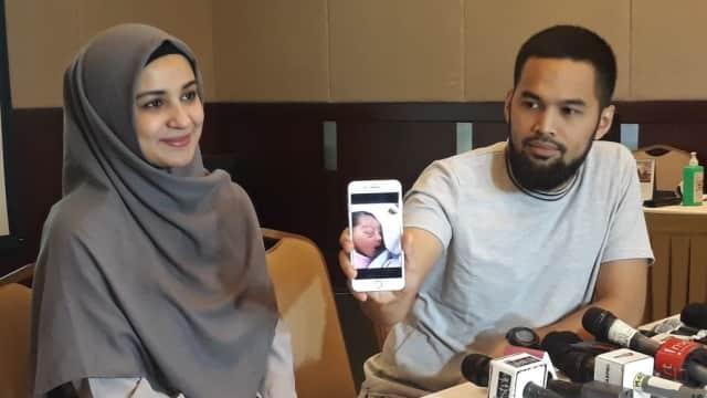 Teuku Wisnu Berharap Anak Ketiganya Jadi Penghafal Al Quran