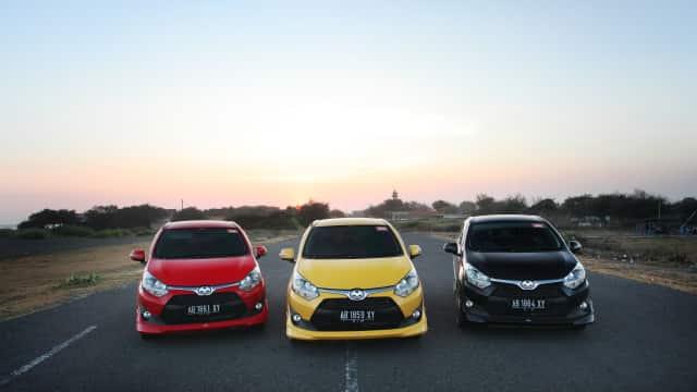 Mobil Murah Toyota Naik Harga