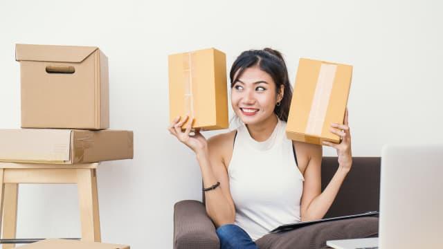 Amankah Belanja Elektronik di E-commerce?