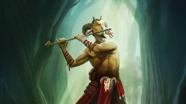 "Makhluk Mitologi ""Satyr"""