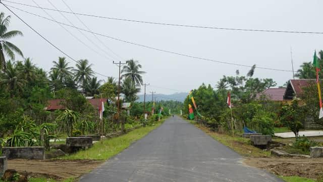 Kemendes Klaim Program Dana Desa Ampuh Turunkan Angka Kemiskinan