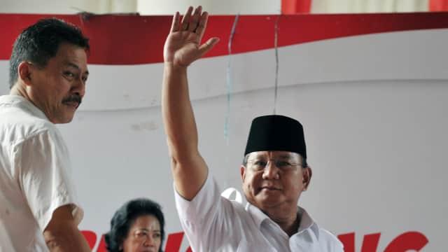 Prabowo soal 5 Poin Kontrak Politik SBY: Kami Sangat Terbuka