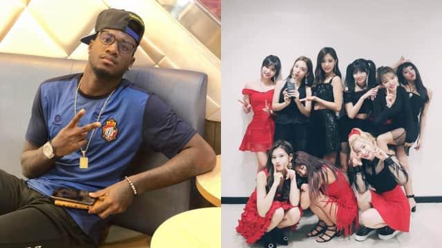 Pesepak Bola Marcão Isyaratkan Dirinya Penggemar Twice?