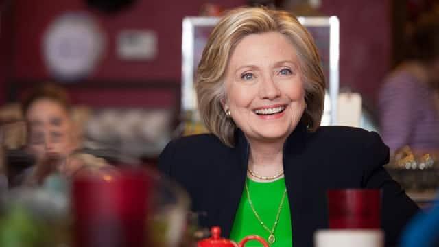 Hillary Clinton Kumpulkan Dana USD 1,5 Juta untuk Bantu Anak Pengungsi