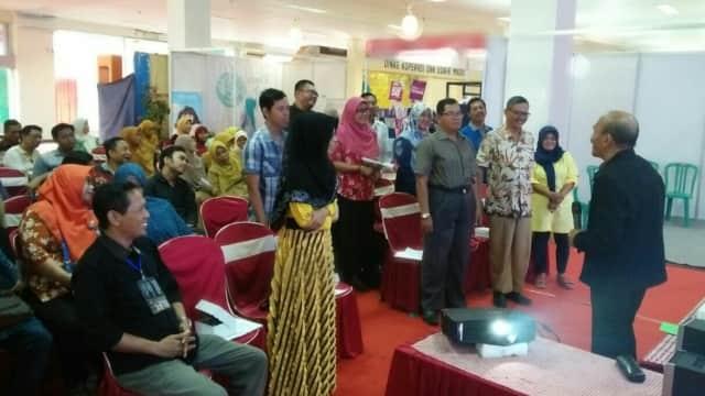 Dorong Motivasi Bisnis, Seminar Enterpreneur Leadership Digelar di Pasuruan City Expo 2017