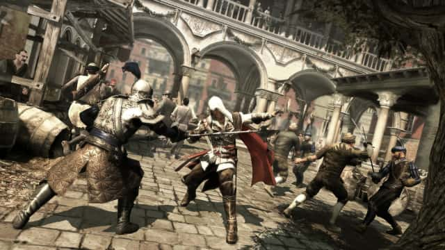 Mahasiswa Belajar Bahasa Italia Lewat Game 'Assassin's Creed'