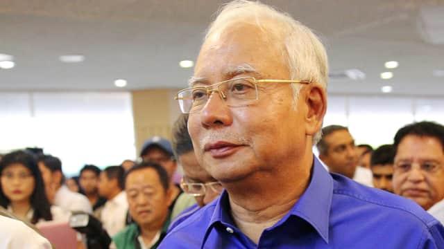 Rumah Persembunyian Najib Razak Digeledah Polisi