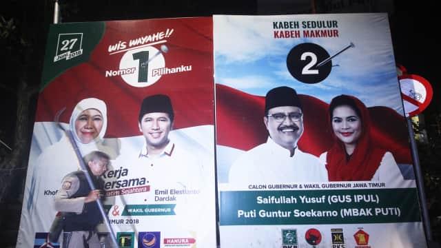 Pemilih Jawa Timur, dari Tradisional Menjadi Rasional
