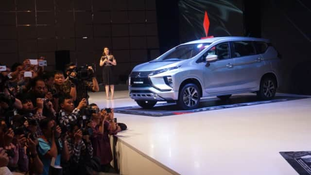 Foto-foto Mitsubishi Expander: Datang untuk Menantang Toyota Avanza Cs