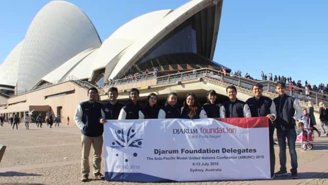 Prestasi Membanggakan Beswan Djarum di Kancah Internasional