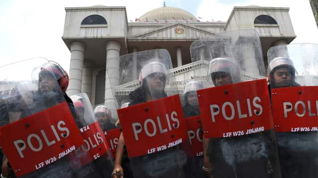 Tolak Permintaan Deportasi China, Malaysia Lepaskan 11 Warga Uighur