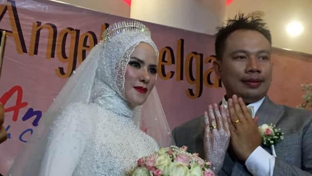 Vicky Prasetyo dan Angel Lelga Akan Gelar Pernikahan di Luar Negeri