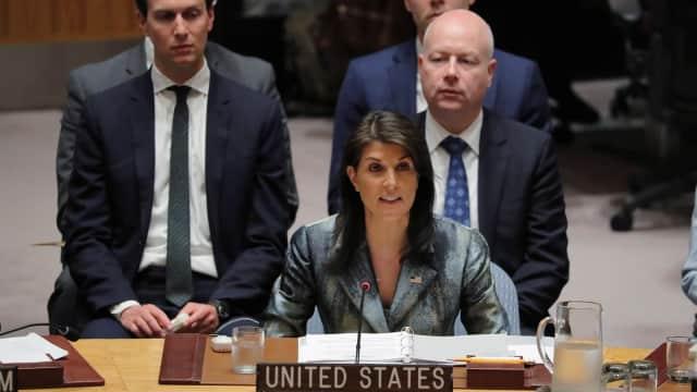 AS Keluar dari Badan HAM PBB Demi Bela Israel