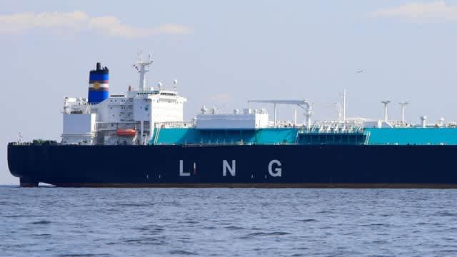 PGN Janji Jual LNG dari Blok Sanga-Sanga Lewat Tender Transparan