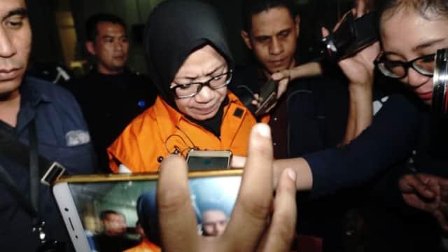 Kronologi OTT Wakil Ketua Komisi VII DPR Eni Maulani Saragih