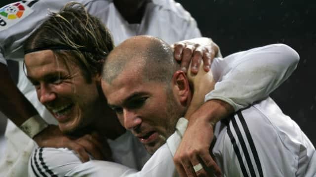 Kata Beckham kepada Zidane: Tolong Kalahkan Liverpool