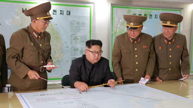 Kim Jong Un Bersumpah Jadikan Korut Negara Nuklir Terbesar Dunia
