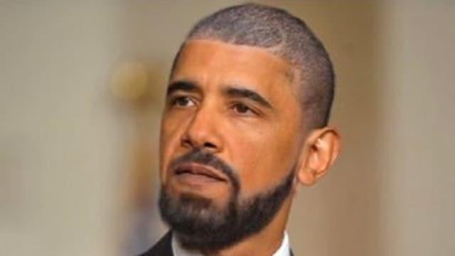 Barack 'Drake' Obama