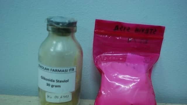 Indonesia Tergantung Pemanis Alami Impor, Peneliti ITB Kembangkan Daun Stevia Jadi Gula