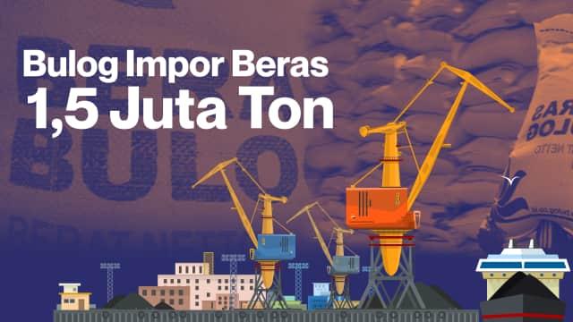 Infografik: Janji Buwas soal Impor Beras di 2018