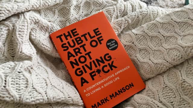 Review Buku, The Subtle Art of Not Giving a F*ck