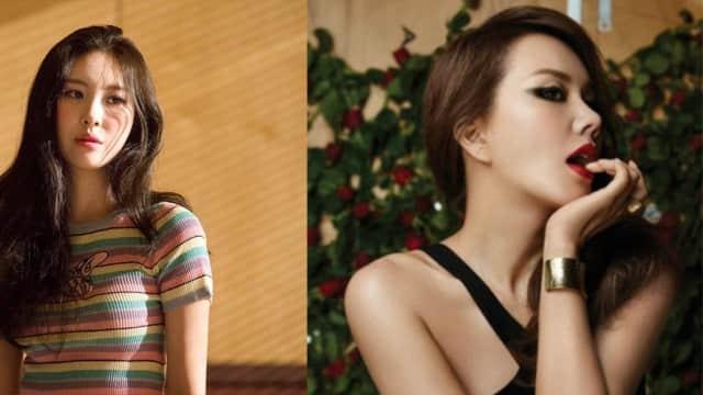 Setelah Kolaborasi Bareng Taemin, Sunmi Akan Kolaborasi dengan Uhm Jung Hwa!