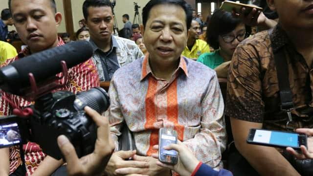 KPK Tindaklanjuti Indikasi Pencucian Uang yang Dilakukan Novanto