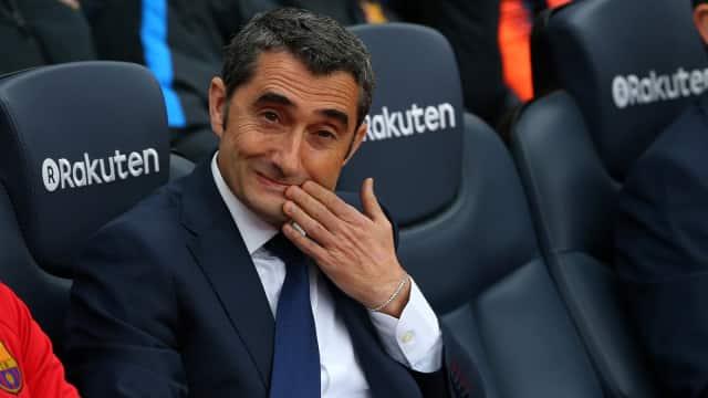 Valverde Kesulitan Cari Pengganti Iniesta