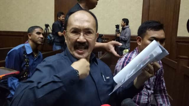 Jaksa Keberatan Fredrich Sebut Penyidik KPK Desersi dari Polri