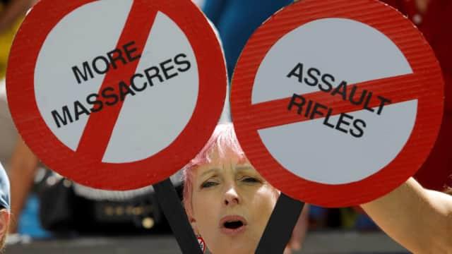 Siswa AS Akan Gelar Aksi Besar Desak Pengendalian Senjata