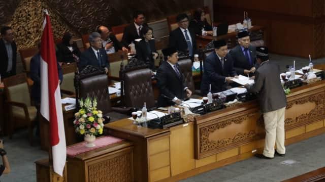 Rekomendasi Pansus Angket: DPR Tetap Minta Dewan Pengawas KPK Dibentuk