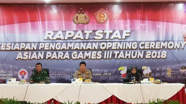 Wakapolri: Kita Buktikan Indonesia Siap Menggelar Asian Para Games