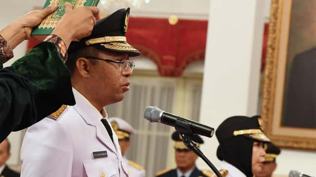Gubernur NTB yang Juga Kader PKS Pilih Tak Masuk Timses Capres