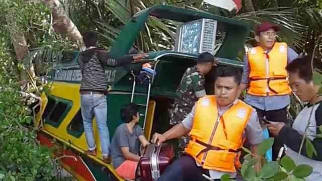 Video Kecelakaan Speadboat Tarakan, 5 Orang Tewas di Tempat