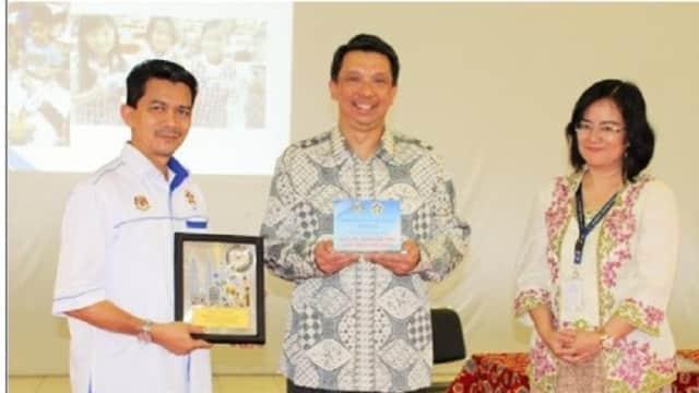 30 Kepala Sekolah dari Malaysia Studi Banding ke SD di Bandung