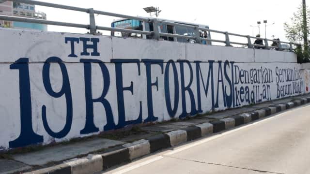 Reformasi 98 yang Tersisa di Ingatan