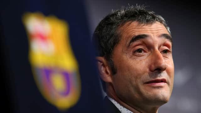 Valverde Akui Barcelona Kesulitan Tembus Barikade Chelsea