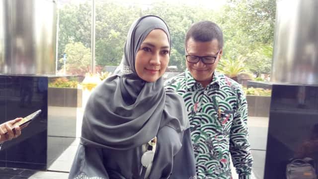 Curhat Steffy Burase yang Gagal Dinikahi Gubernur Aceh karena OTT KPK