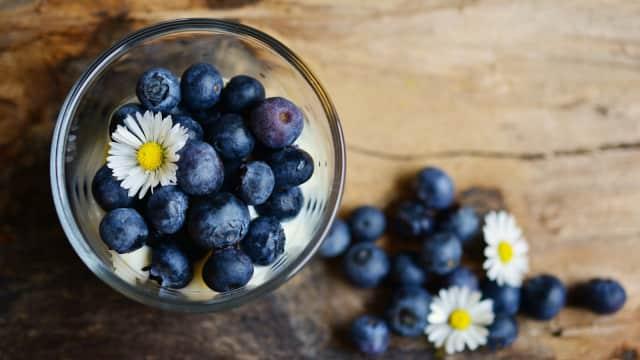 Blueberry Membentuk Kekebalan Tubuh Ibu saat Hamil