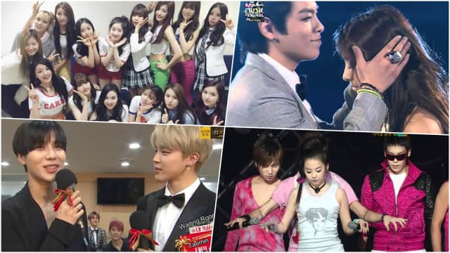5 Aksi Panggung Kolaborasi Idola K-Pop Paling Ikonik