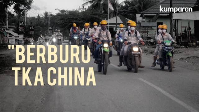 Visa Wisata Muluskan Banjir Pekerja China