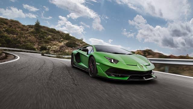 Aventador SVJ, Sporstscar Naturally Aspirated Terakhir Lamborghini