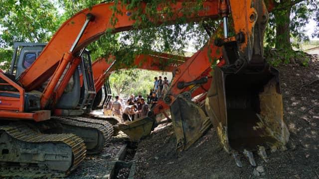 Polisi: Penambangan Emas Ilegal di Aceh Sudah Merusak Lingkungan