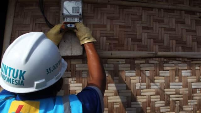 Yogyakarta, Kota dengan Rumah Tangga Tak Teraliri Listrik Terbanyak