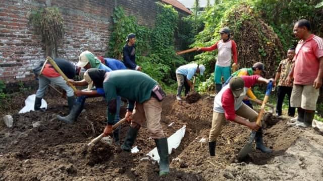 3 Jenazah Teroris Surabaya yang Tersisa Dikubur di Sidoarjo