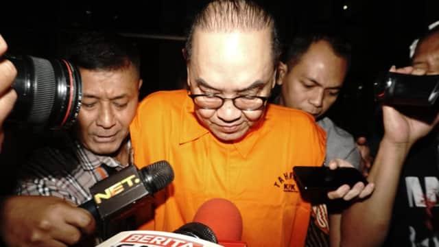 KPK Tahan Penyuap Wakil Ketua Komisi VII DPR Eni Maulani Saragih